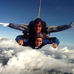 Matt Snell Skydive