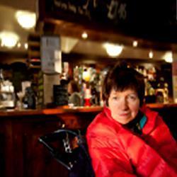 Judy Woolfenden, MBE
