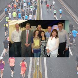 Amsterdam Marathon Runners – Celgene Amsters