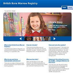 British Bone Marrow Registry