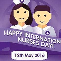 Nurses' Day – 12 May 2016 – Kes Grant's Thank You