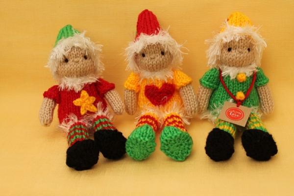 Elves Knitted