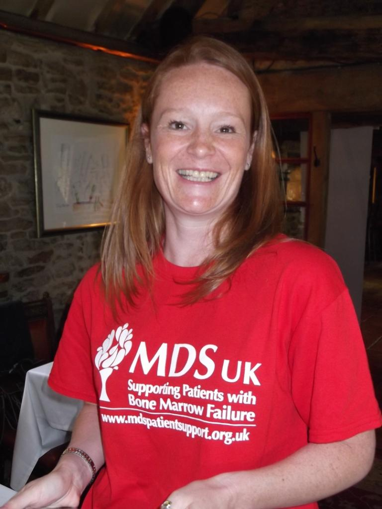 Kirsty Crozier, MDS nurse in Oxford