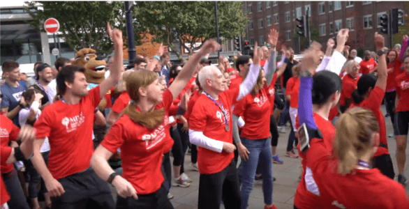 MDS World Awareness Day 25th October – Flash Mob and more!