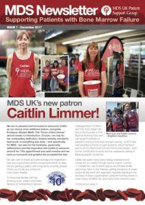 MDS UK Patient Support Group Newsletter – December 2017