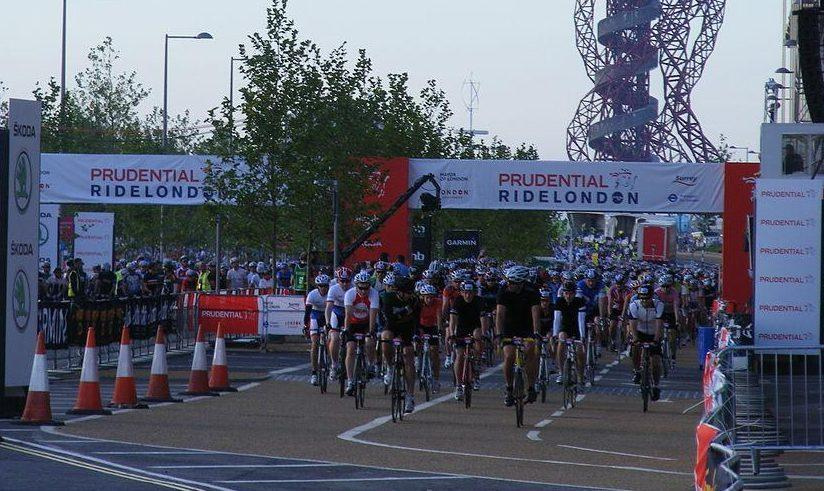 Prudential Ride London-Surrey 100