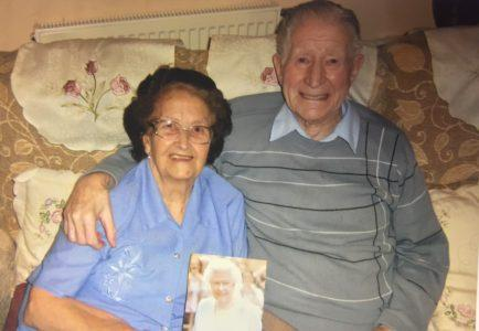Reginald Hall Patient Story: at 95 and happily married
