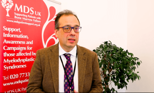 Dr Shahram Kordasti explains the role of the immune system in MDS