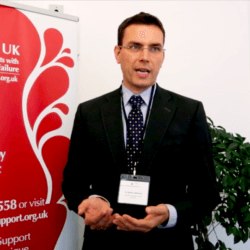 Dr Martin Wermke explains how iron overload can affect the outcome of stem cell transplant