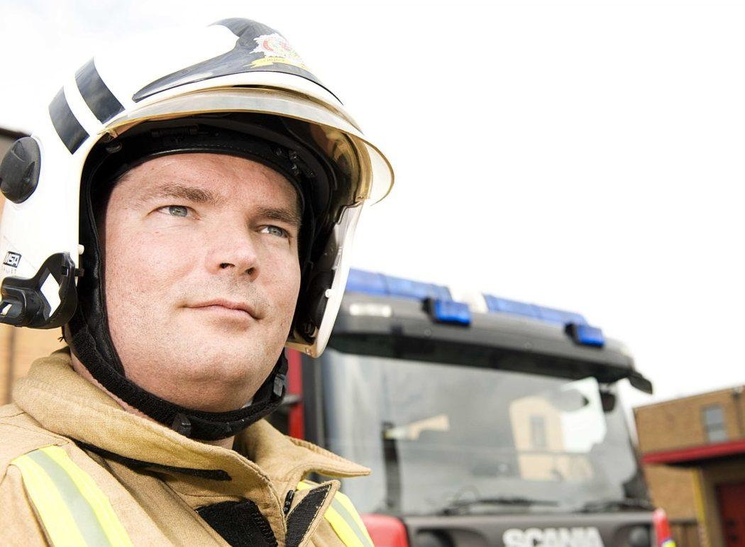 Ally Boyle: a retired fire officer tells us his experience with MDS