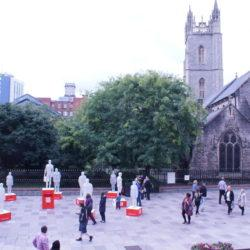 Make Blood Cancer Visible 2018 coverage from Manchester