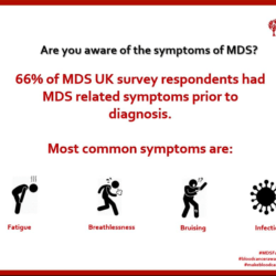 What are the needs of patients suffering from MDS in the UK? Read the MDS UK Patient Survey Results