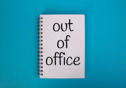 MDS UK London office will be closed between August 26 until September 16