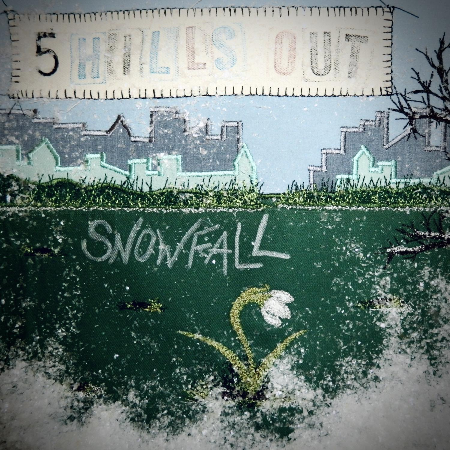 Snowfall single cover: Buy it online!