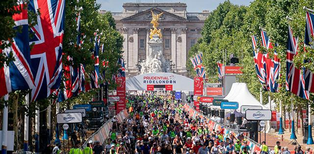 Join the Prudential 100 and raise money to help fight MDS