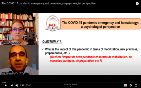 Coronavirus: The psychological impact of the pandemic on patients, families and caregivers