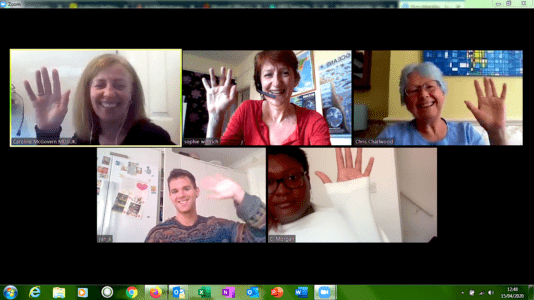 Supporting You Remotely: Covid19 has not stopped us!