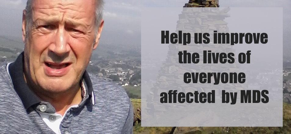 Help us improve the lives of everyone affected by MDS