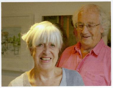 In memory of my wife Elaine