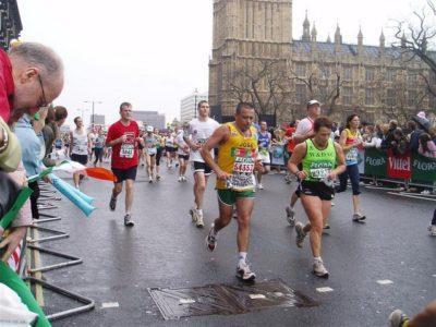 Nick Summers / London Marathon / CC BY-SA 2.0